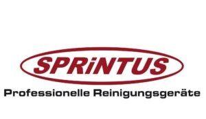 Reinigungsmaschinen von Sprintus